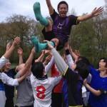 松田さん&加藤くん送別試合(2013.04.28)