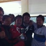 アジアカップ20132位おめでとう